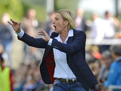 Voss-Tecklenburg übernimmt die DFB-Frauen