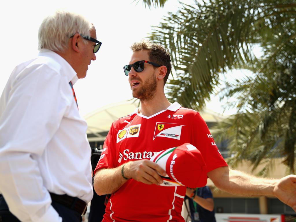 Rennleiter Charlie Whiting hat den VSC-Vorwurf von Sebastian Vettel bestätigt