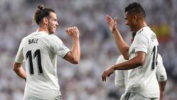 Bale abrió el marcador para el Real Madrid en el Bernabéu. (Foto: Getty)