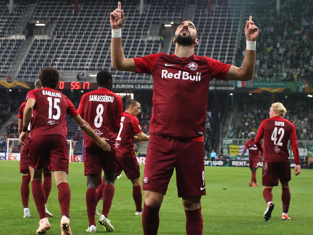 Trainer Marco Rose zweifelte nicht an einem Sieg