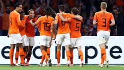 Die niederländische Nationalmannschaft ist auf dem Weg zurück zu alter Stärke
