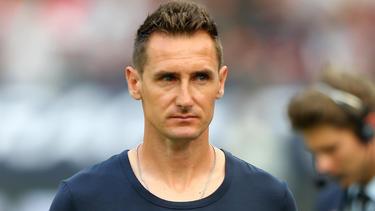 Miroslav feierte einen ersten Achtungserfolg als Nachwuchstrainer