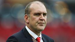 Hat einen kritischen Blick auf seinen Ex-Klub : Jörg Schmadtke
