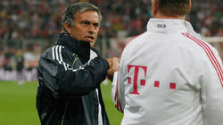 José Mourinho war einst einer der Trainerkandidaten beim FC Bayern