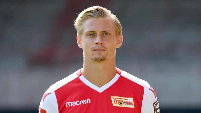 Verlässt den 1. FC Union Berlin in Richtung Dänemark: Simon Hedlund