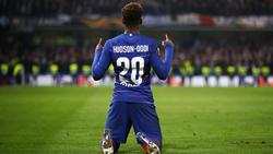 Callum Hudson-Odoi hat es schwer, bei Chelsea zu Einsatzminuten zu kommen