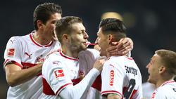 Aufbruchstimmung beim VfB Stuttgart