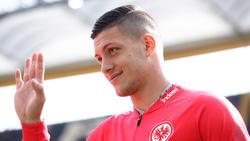 Luka Jovic hat sich bei Eintracht Frankfurt ins Rampenlicht gespielt