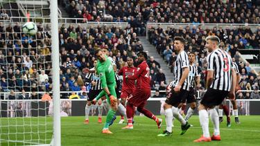 FC Liverpool gewinnt dank Divock Origi bei Newcastle United