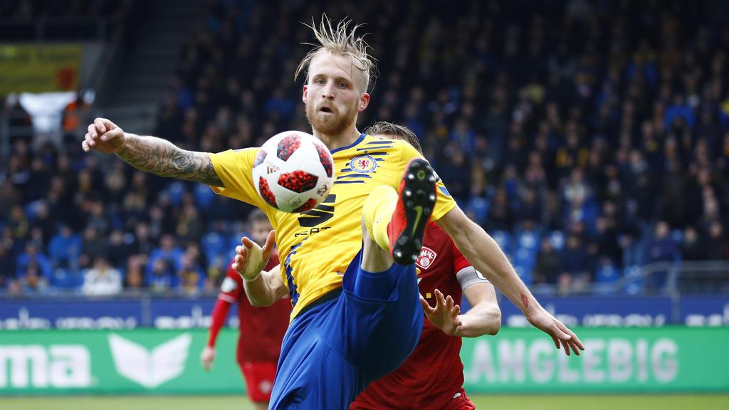 Philipp Hofmann verlässt Eintracht Braunschweig