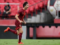 La única novedad respecto a los convocados consiste en el  Rodrigo Caio. (Foto: Getty)