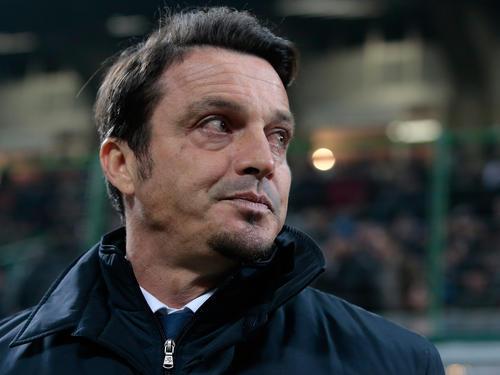 Massimo Oddo ist nicht mehr länger Trainer von Pescara Calcio