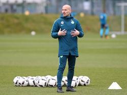 Freddie Ljungerb sammelt in Wolfsburg Erfahrung als Co-Trainer