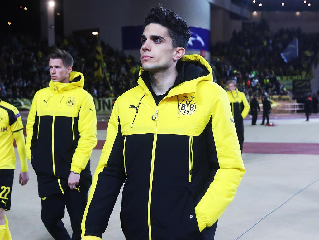 Marc Bartra ist zurück im Kader von Borussia Dortmund