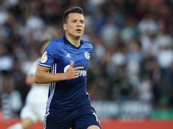 Yevhen Konoplyanka schoss Schalke mit zwei Toren in die nächste DFB-Pokalrunde