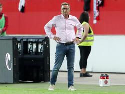 Beim 1. FC Kaiserslautern wird der Nachfolger von Norbert Meier gesucht