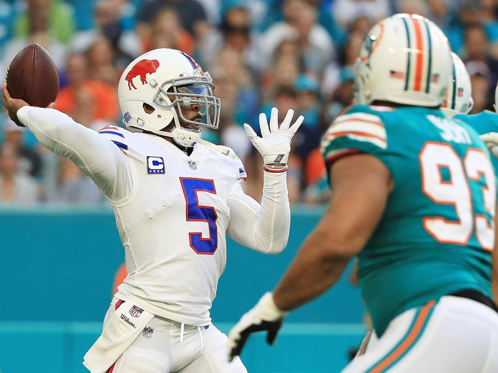 Tyrod Taylor und die Buffalo Bills stehen nach 18 Jahren wieder in den Playoffs