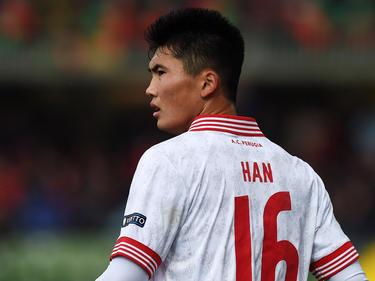 Kwang-song Han gilt als größtes Talent Nordkoreas