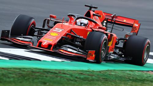 Sebastian Vettel erlebt bei Ferrari gerade schwere Zeiten