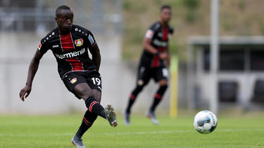 Moussa Diaby will mit Bayer Leverkusen angreifen