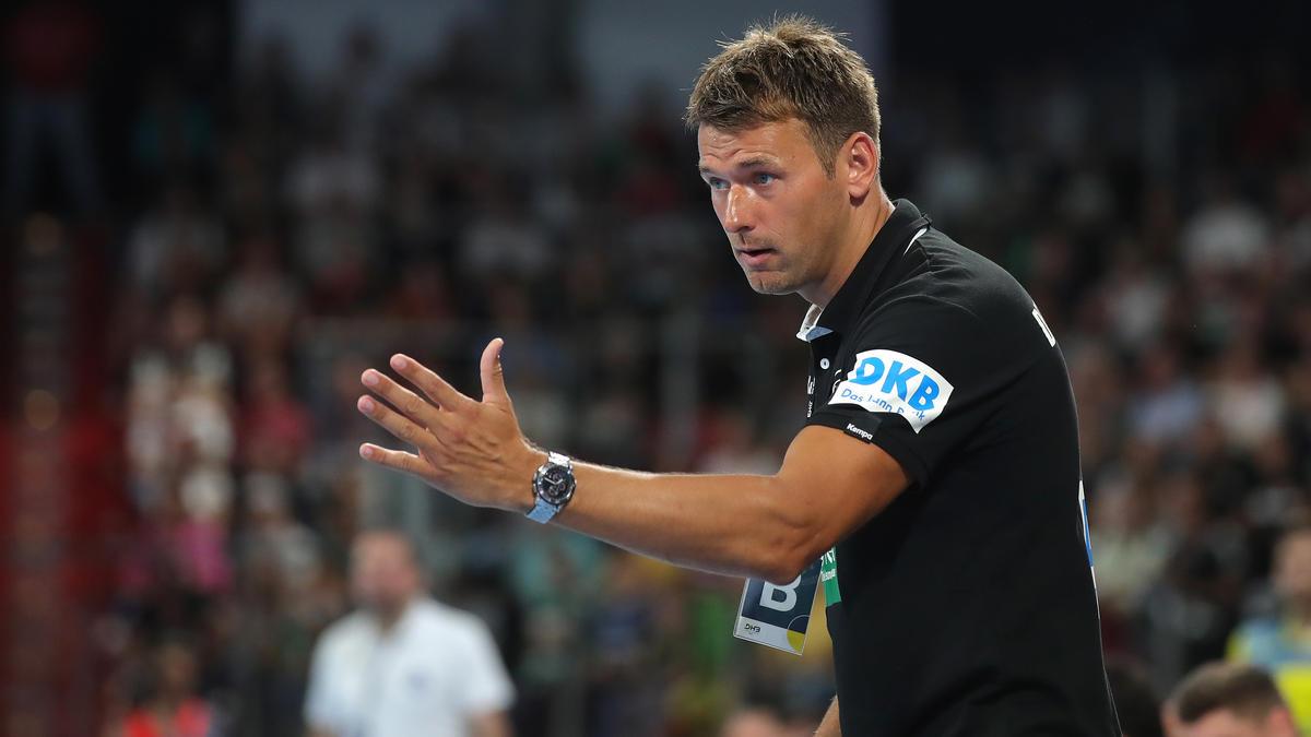 Christian Prokop trifft mit seiner Mannschaft zur Vorbereitung der EM 2020 auf Österreich und Island