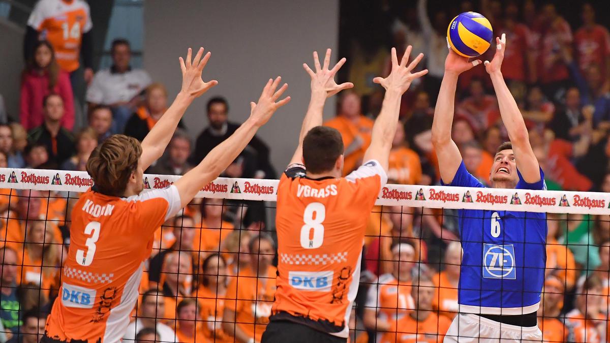 Künftig läuft noch mehr Volleyball im Free TV