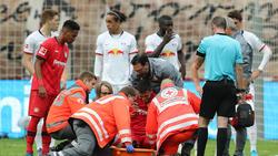 Bayer Leverkusen und RB Leipzig trennten sich unentschieden - Aránguiz verletzte sich