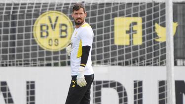Muss sich beim BVB mit Training fithalten: Roman Bürki