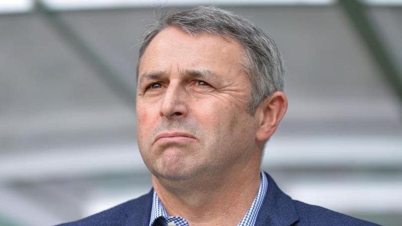 Klaus Allofs, Sportvorstand von Fortuna Düsseldorf