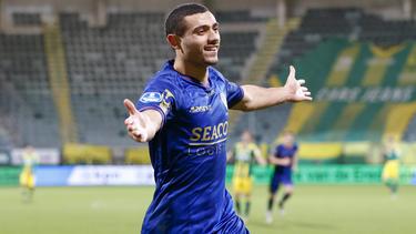 Georgios Giakoumakis soll Gespräche mit Werder Bremen führen