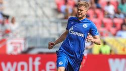 Simon Terodde traf bereits vier Mal für den FC Schalke