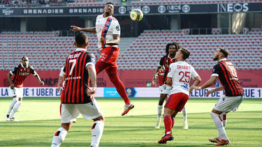 Musste mit Lyon eine Pleite hinnehmen: Jérôme Boateng