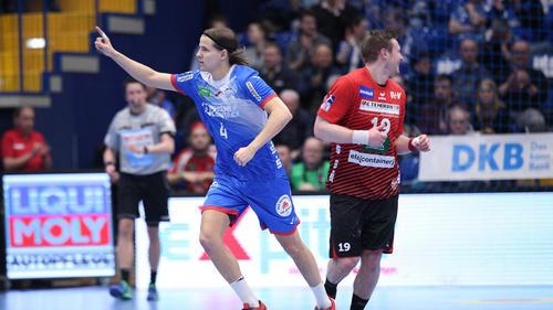 Bjarki Mar Elisson warf 15 Tore für Lemgo