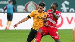 Das Rückspiel zwischen Arminia und Dynamo soll am 15. Juni steigen