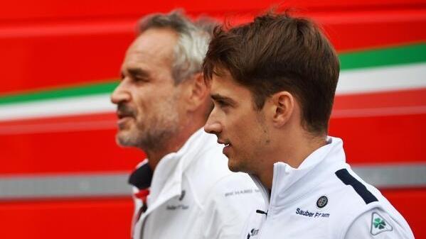 Beat Zehnder sieht in Charles Leclerc einen kommenden Weltmeister