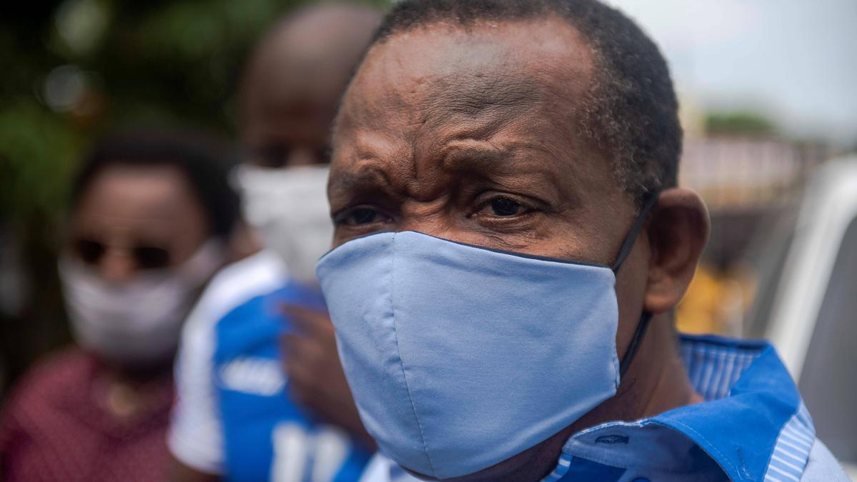Die FIFA hat Yves Jean-Bart lebenslang gesperrt
