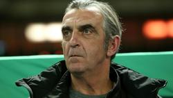 Ralf Minge spricht über Abschied von Dynamo Dresden