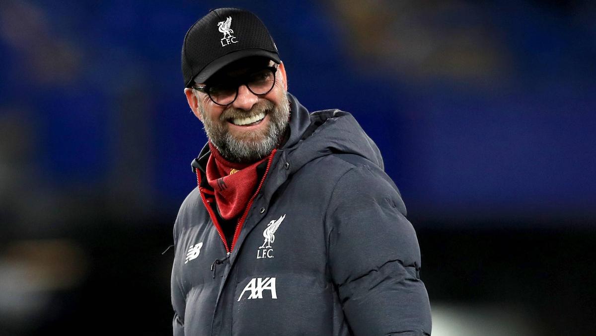 Erfolgstrainer beim FC Liverpool: Jürgen Klopp
