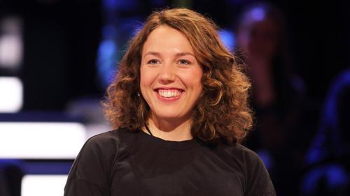 Laura Dahlmeier hat die Alpen überquert