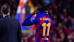 Ousmane Dembélé bleibt beim FC Barcelona