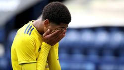Jude Bellingham vom BVB spielte mit der englischen U21 nur 3:3 gegen Andorra