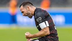 Leader und Torschütze in Einem: VfB-Kapitän Gonzalo Castro
