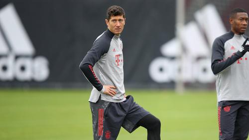 Steht nicht im Kader des FC Bayern beim 1. FC Köln: Robert Lewandowski