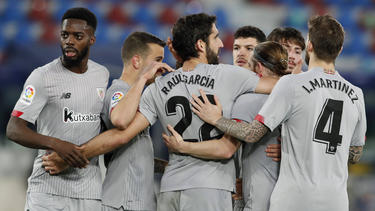 Athletic Bilbao steht in gleich zwei Pokalfinals