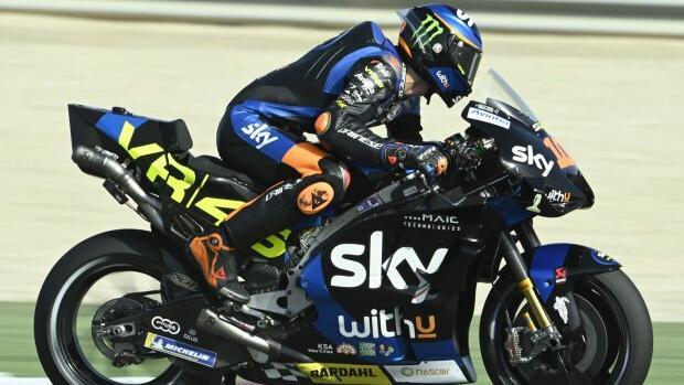 Sitzt Luca Marini in der Saison 2022 auf einer aktuellen Werks-Ducati?