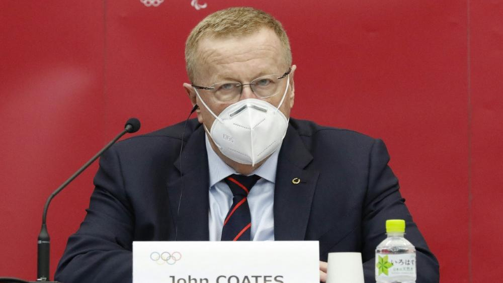 IOC-Vize John Coates schließt eine Absage der Olympischen Spiele aus