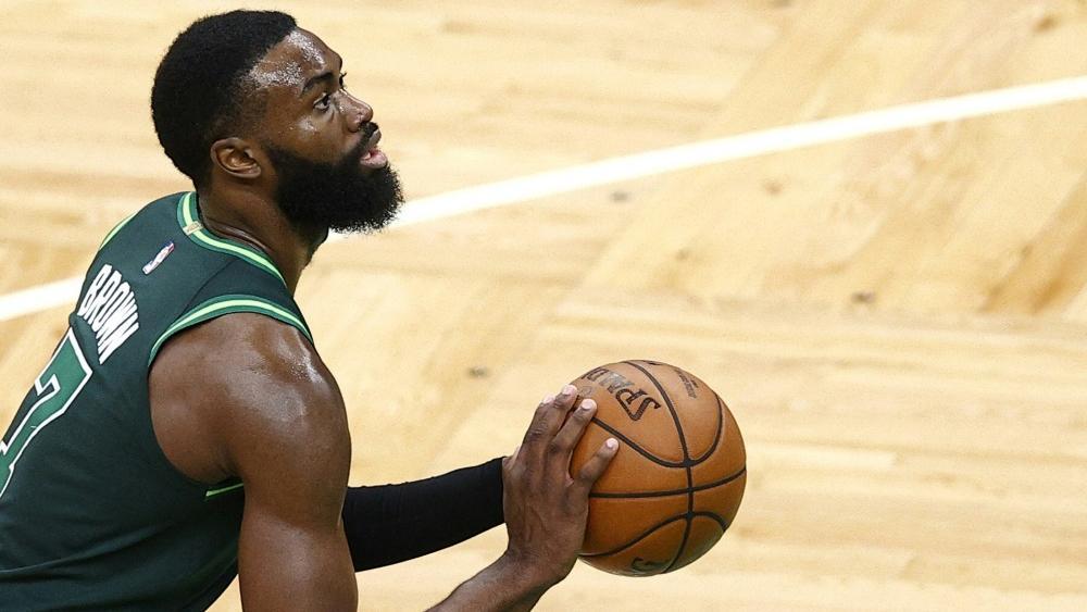 NBA-Star Jaylen Brown wird den Boston Celtics für den Saisonrest fehlen