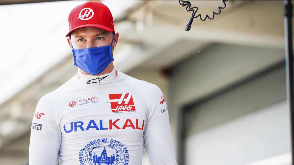 Nikita Mazepin hat in der Formel 1 derzeit einen ganz schweren Stand