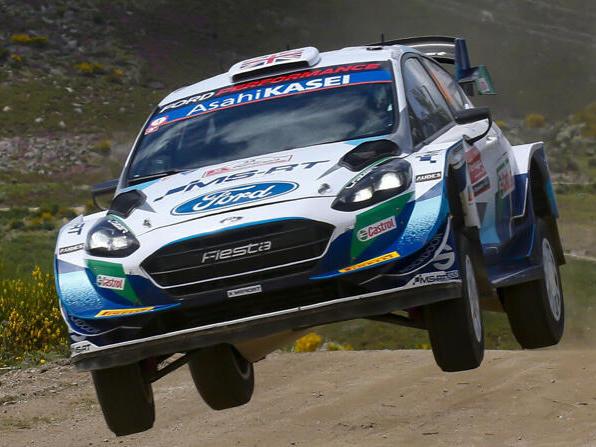 Bei M-Sport steht Andreas Mikkelsen auf der Liste für die WRC-Saison 2022