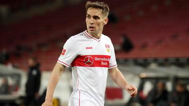 Philipp Klement könnte vom VfB Stuttgart zum FC Schalke 04 wechseln